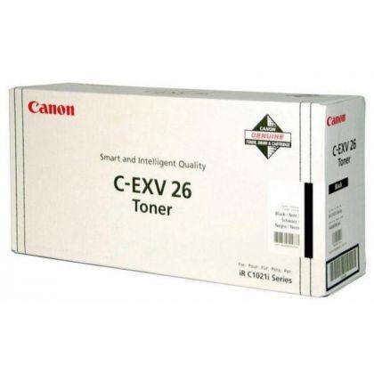 Toner Canon EXV26B, black, capacitate 6000 pagini
