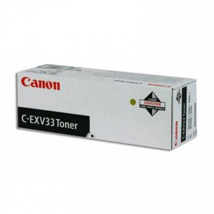 Toner Canon EXV33, black, capacitate 14600 pagini