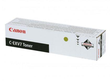 Toner Canon EXV7, black, capacitate 5300 pagini