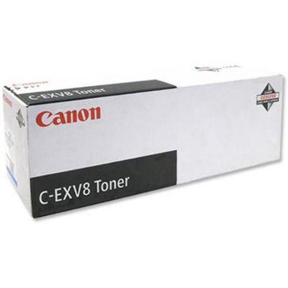 Toner Canon EXV8Y, yellow, capacitate 25000 pagini