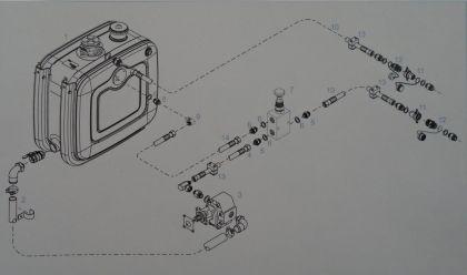 Kit instalatie basculare premium