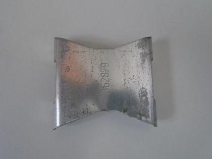 Placa ax plata