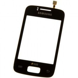 Touchscreen Samsung Galaxy Y Duos S6102 negru