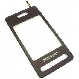 Touchscreen Samsung D980 negru