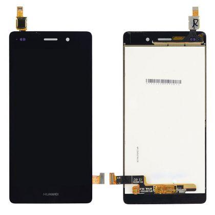 LCD/Display cu touchscreen Huawei P8 Lite 2015 negru