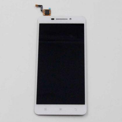 LCD/Display cu touchscreen Lenovo A5000 alb