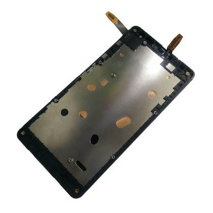 LCD/Display cu touchscreen Microsoft 535 negru