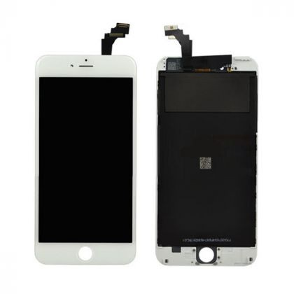 LCD/Display cu touchscreen Apple iPhone 6 Plus alb