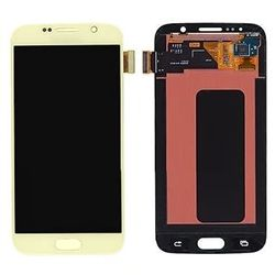 LCD/Display cu touchscreen Samsung S6 G920 gold