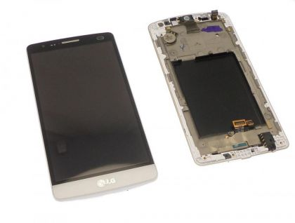 LCD/Display cu touchscreen LG G3 MINI alb