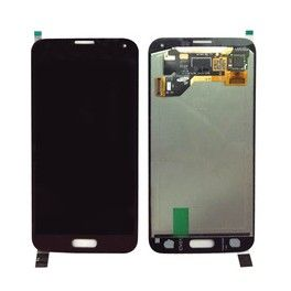 LCD/Display cu touchscreen  Samsung Galaxy S5 I9600/G900 negru