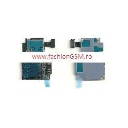 Cititor SIM + Memory Card i9500 Galaxy S4