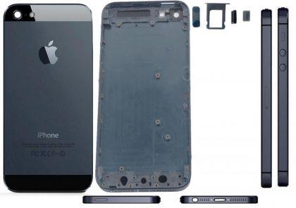 Capac (Carcasa) Apple iPhone 5 negru