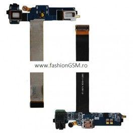 Folie incarcare+microfon+joistick Samsung Galaxy S Advance i9070