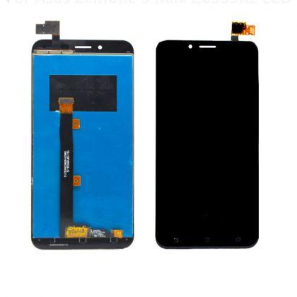 LCD/Display cu touchscreen Asus Zenfone 3 Max ZC553KL negru