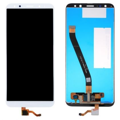 LCD/Display cu touchscreen Huawei Mate 10 Lite alb