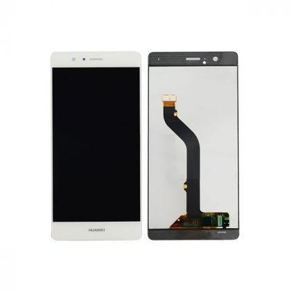 LCD/Display cu touchscreen Huawei P9 Lite 2016 alb
