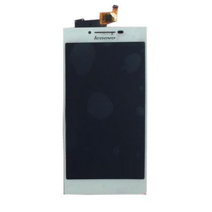 LCD/Display cu touchscreen Lenovo P70 alb