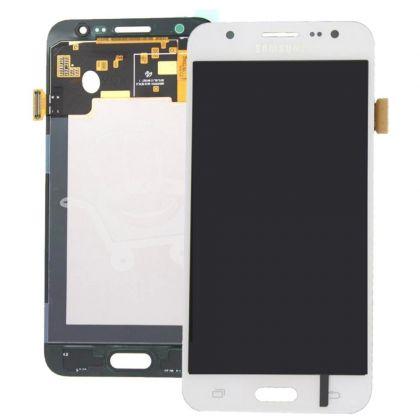 LCD/Display cu touchscreen Samsung J5 (J500FN) alb