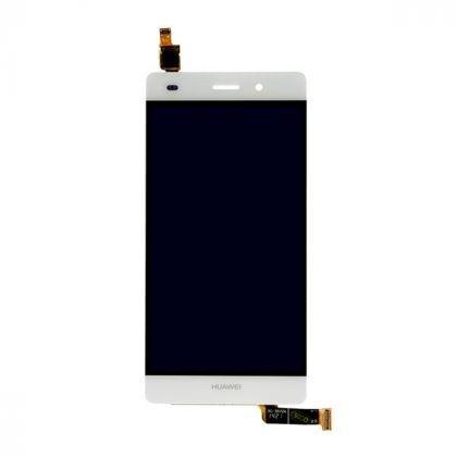 LCD/Display cu touchscreen Huawei P8 Lite 2015 alb