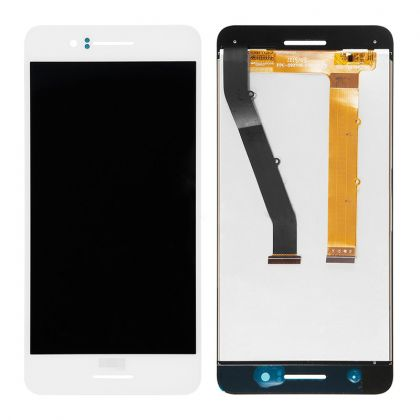 LCD/Display cu touchscreen Htc 728 alb