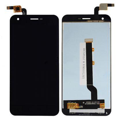 LCD/Display cu touchscreen Vodafone Smart Ultra 6 negru