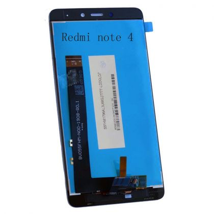 LCD/Display cu touchscreen Xiaomi Redmi Note 4 negru