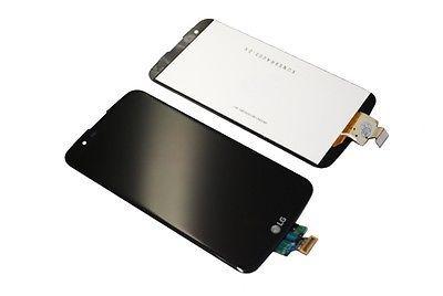 LCD/Display cu touchscreen LG K10 negru