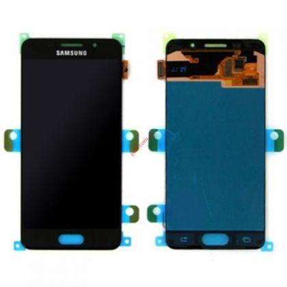 LCD/Display cu touchscreen Samsung A3(A310) negru