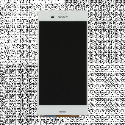 LCD/Display cu touchscreen Sony Xperia Z3 fara rama alb