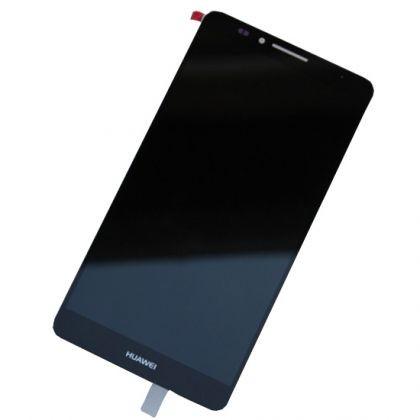 LCD/Display cu touchscreen Huawei Mate 7 negru