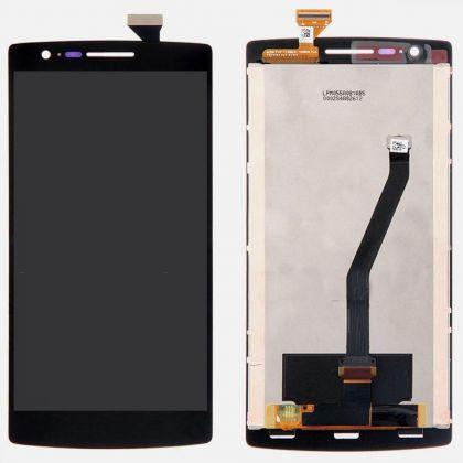 LCD/Display cu touchscreen OnePlus One negru