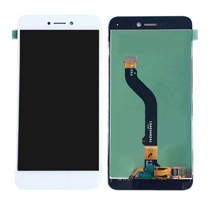 LCD/Display cu touchscreen HuaweI P8 Lite 2017 alb