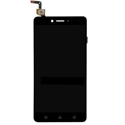 LCD/Display cu touchscreen Lenovo K6 Note negru