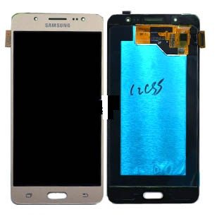 LCD/Display cu touchscreen Samsung J5(J510 FN)auriu
