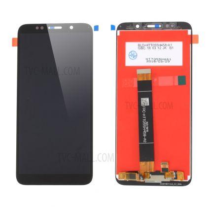 LCD/Display cu touchscreen Huawei Y5 Prime 2018 negru