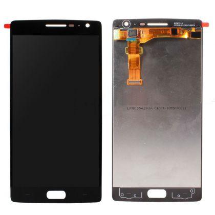 LCD/Display cu touchscreen Oneplus 2 negru