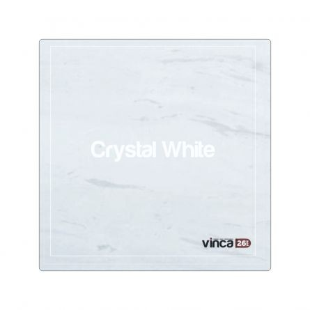 Lastre Marmura Cristal White