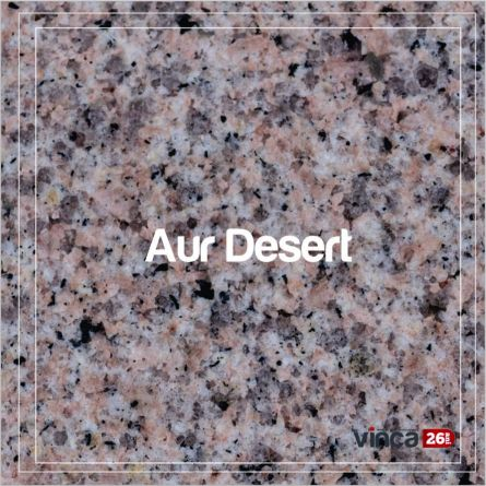 Blat Granit Aur Desert, decupaj dreptunghiular