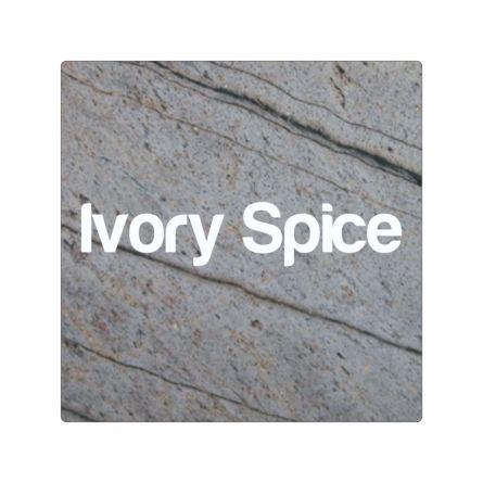 Blat Granit Ivory Spice, decupaj rotund (3506)