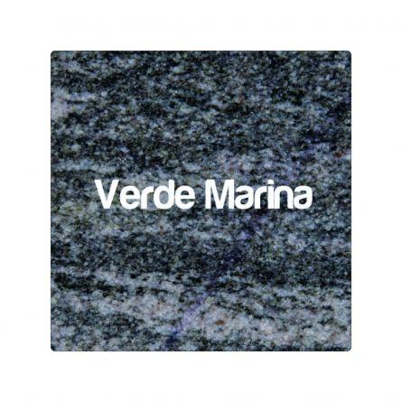 Blat Granit Verde Marina, decupaj rotund