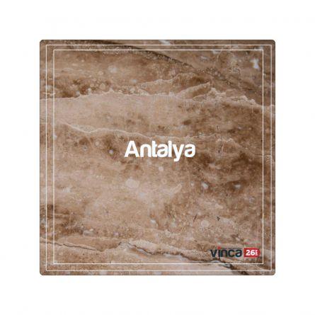 Blat Marmura Antalya  decupaj rotund