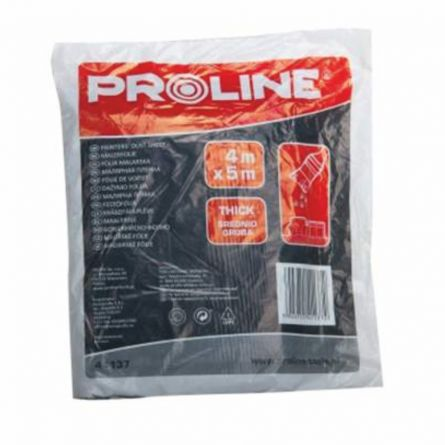 Folie protectoare, Proline, 4x5 m, groasă