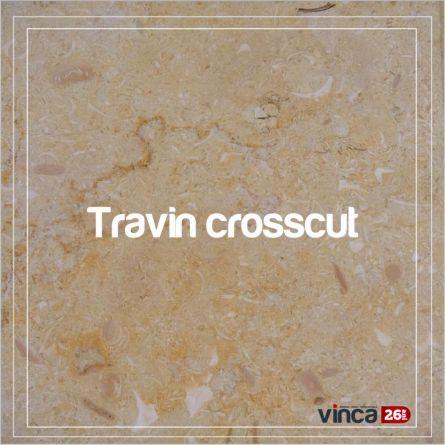 Glaf de interior Marmura Travin Crosscut 100*20*2cm