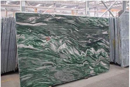 Glaf  Granit de exterior Verde Laponia