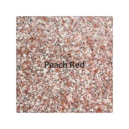 Glaf  Granit de interior Peach Red 100*20*2cm