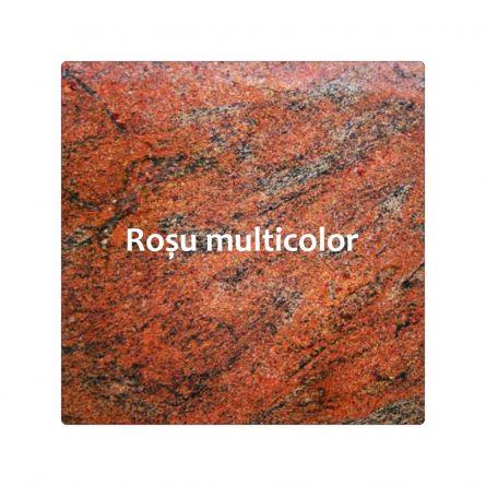 Glaf Granit Interior Rosu Multicolor 100*20*2 cm