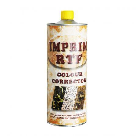 Imprim RTF. Corector culoare, corector suprafață pentru granit, marmură, pietre naturale