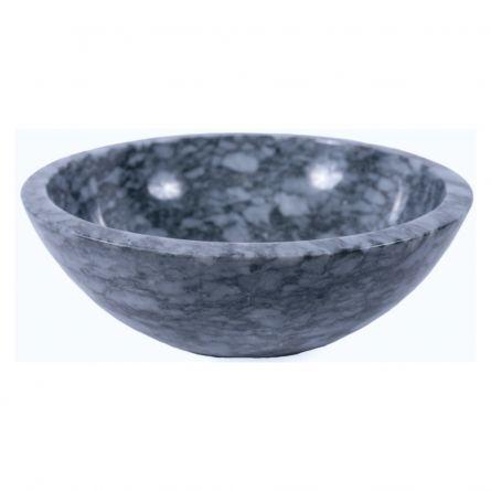 Lavoar Rotund Marmura Grey