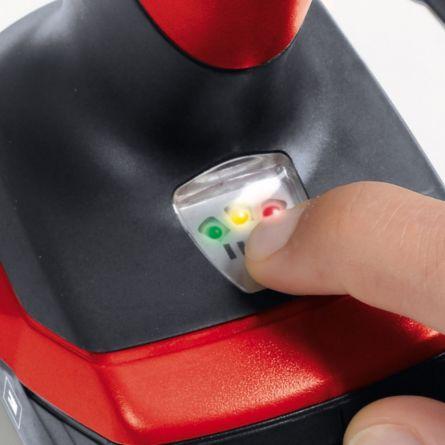 Mașină de găurit/șurubelniță electrică cu acumulator TH-CD, Einhell